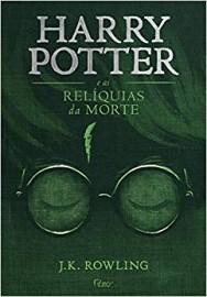 Harry Potter 7 - Relíquias da Morte - Capa Dura