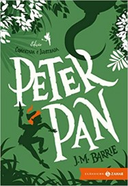 Peter Pan - Edição Comentada e Ilustrada - Zahar