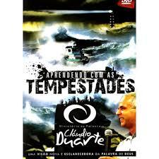 DVD Cláudio Duarte - Aprendendo com as Tempestades