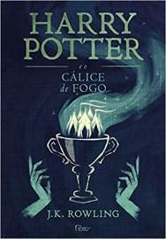Harry Potter 4 - Cálice de Fogo - Capa Dura