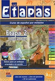 Etapas - Etapa 2 - Intercambios - Libro Del Alumno - A1.2