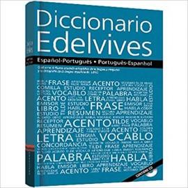 Dicionário Edelvives. Espanhol/port. - Port/Espanhol