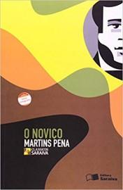 O Noviço - Coleção Clássicos Saraiva - 1ª Edição