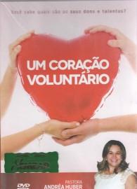 DVD Pr Abe Huber - Um Coração Voluntário