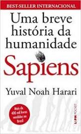 Sapien - Breve História da Humanidade 1288 - Pocket