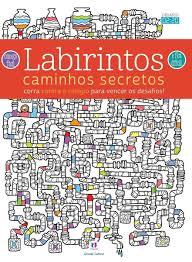Labirintos Caminhos Secretos