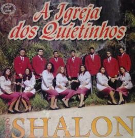 CD Grupo Shalom - A Igreja dos Quietinhos
