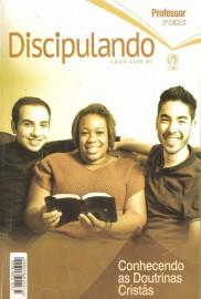 Revista Discipulando Professor - Ciclo 2 - Novos Convertidos