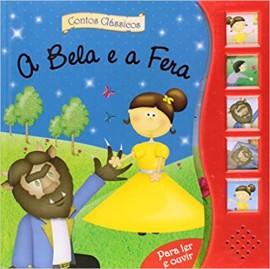 A Bela e a Fera - Livro Sonoro