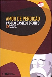 Amor De Perdição - Coleção Clássicos Saraiva - 1ª Edição