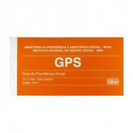 Impresso Previdencia Social Carne GPS 12x2 Vias Tilibra