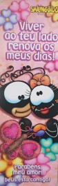 Marca Pagina Smilinguido LV 6505 Amor