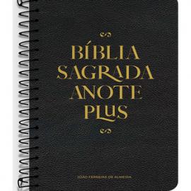 BÍblia Anote Plus - Preta