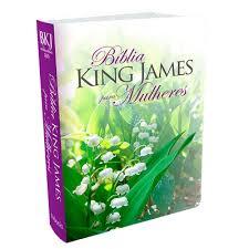 Bíblia King James Para Mulheres Fiel 1611 - Florida