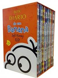 Diário de um Banana - Box 10 Volumes c/ Poster