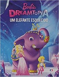 Mini Livro - Barbie - Um Elefante Esquecido