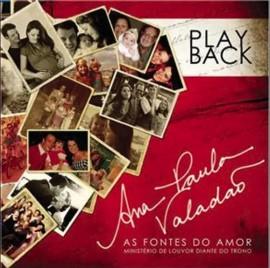 PB Ana Paula Valadão - As Fontes do Amor - 2009