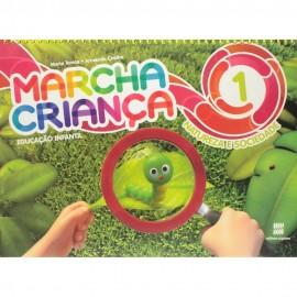 Marcha Criança Natureza E Sociedade Vol.1 - Coleção Marcha Criança
