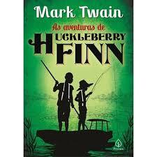 As Aventuras de Huckleberry Finn - Editora Principis
