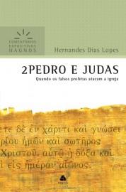 Comentários Expositivos Hernandes D. Lopes - 2 Pedro e Judas