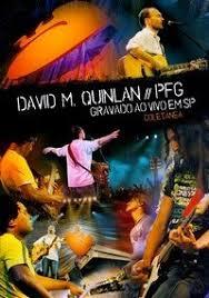 DVD David M. Quinlan - Coletânea Gravado Ao vivo em SP
