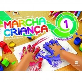 Marcha Criança Linguagem Vol.1 - Coleção Marcha Criança