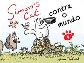 Simon's Cat - Contra o Mundo - Volume 4