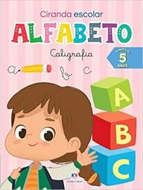 Alfabeto - Caligrafia - Ciranda Cultural