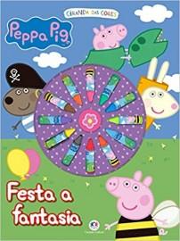 Ciranda das Cores - Peppa Pig - Festa a Fantasia