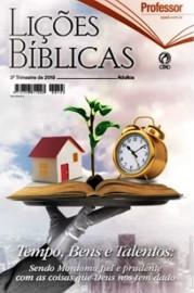 Revista Adulto Professor - Tempo, Bens e Talentos