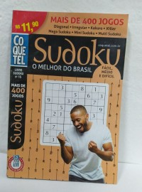 Coquetel - N 15 - Sudoku