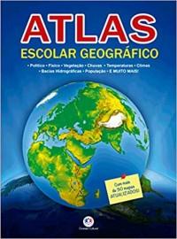 Atlas Escolar Geográfico Ciranda Cultural