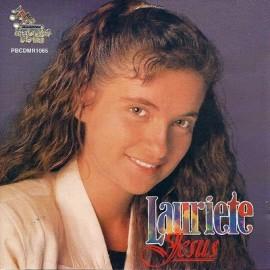 CD Lauriete - Jesus - PB Incluso
