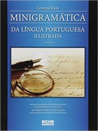 Minigramática da Língua Portuguesa - Ilustrada