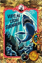 Vinte Mil Léguas Submarinas - Capa Dura - Martin Claret