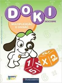Doki Descobre Multiplicação e Divisão