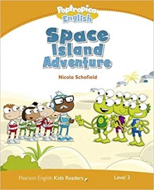 Penguin Kids 3: Poptropica English Space Island Adventure: Poptropica English - Level 3