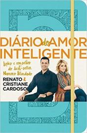 Diário do amor inteligente - Capa Azul