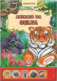 Livro Sonoro - Animais da Selva