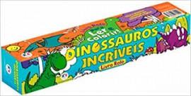 Dinossauros Incríveis - Livro Rolo