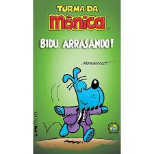 Bidu Arrasando - Turma da Monica - Edição Pocket - 871