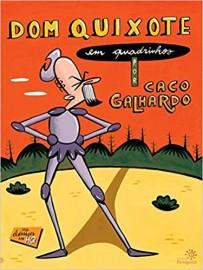 Dom Quixote em Quadrinhos - Volume 1