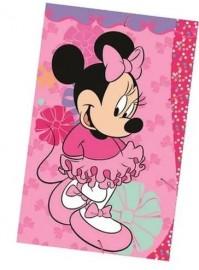 Pasta Aba Elástica Plastica Minnie Mouse Oficio VMP