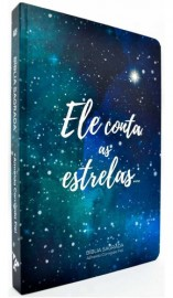 Bíblia ACF Slim Capa Dura - Estrela