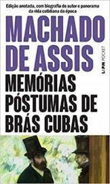 Memorias Postumas de Bras Cubas - Versão Pocket