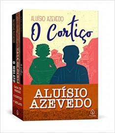 Aluísio Azevedo - Box c/ 3 Livros - Principis
