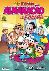 Almanacão Turma da Monica - De Férias - N 05