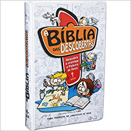 Bíblia das Descobertas NTLH - Azul