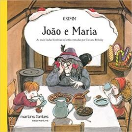 João e Maria - Martins Fontes