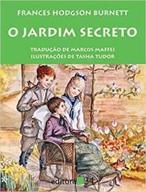 Jardim Secreto - Editora 34